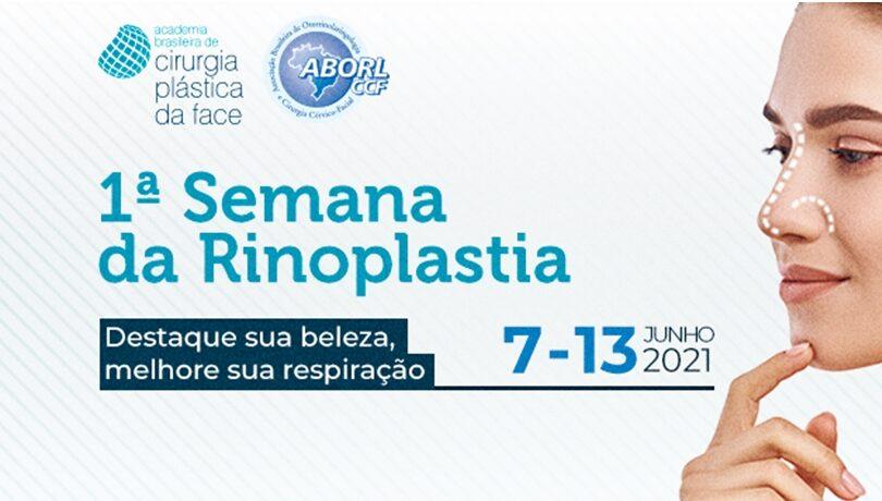 Campanha de Rinoplastia
